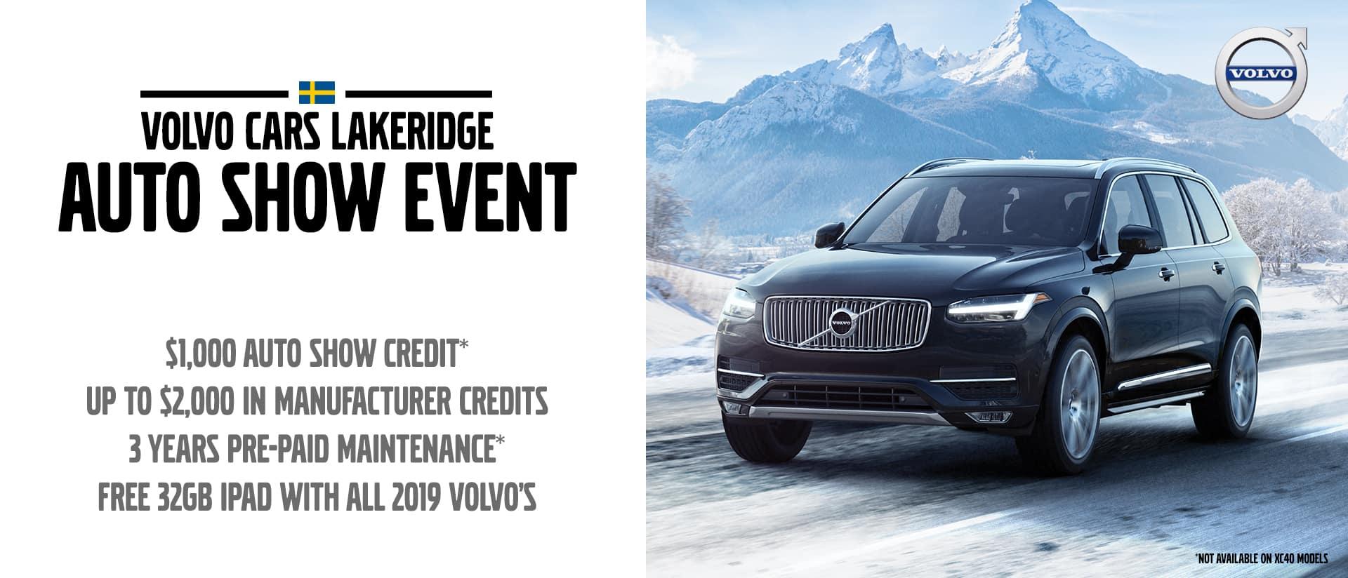 Volvo Cars Lakeridge