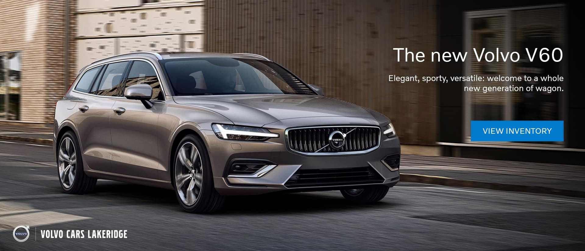volvo v60 volvo cars lakeridge