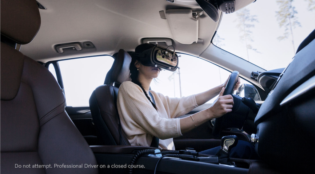 Using Augmented & Virtual Reality for the Best Volvo Cars