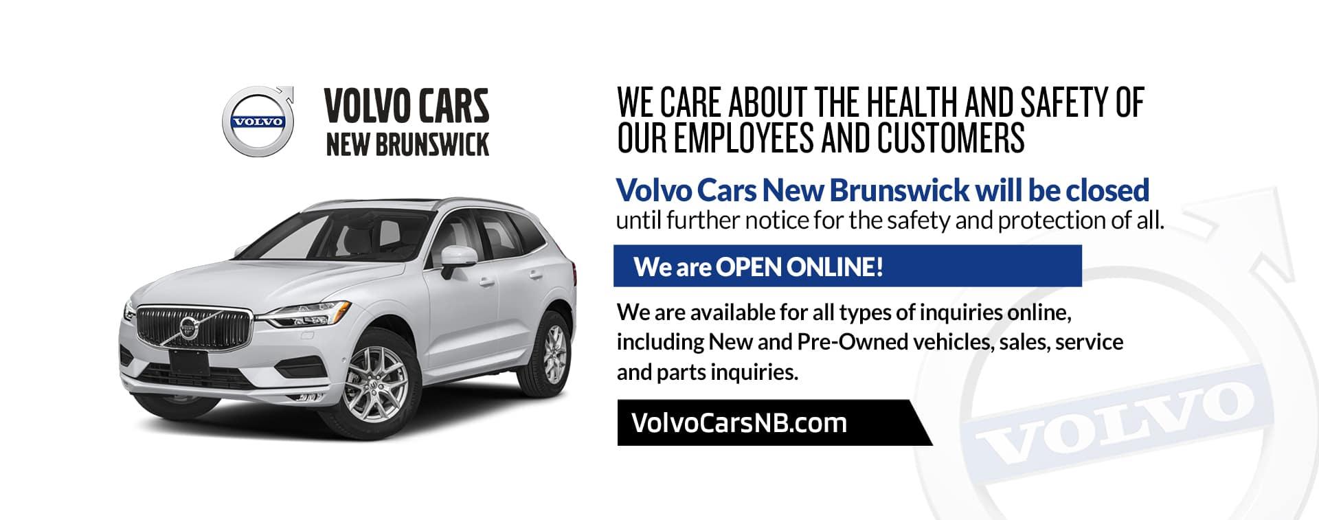 06 Volvo best Luxury Dealership New Brunswick banner