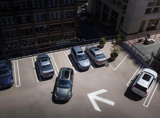 XC60 Perfect Parking Park Assist Pilot