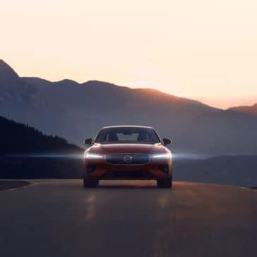 2019 Volvo S60 Lights On
