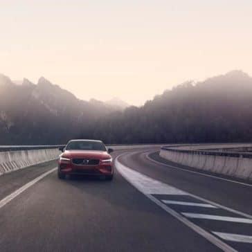 2019 Volvo S60 on Track