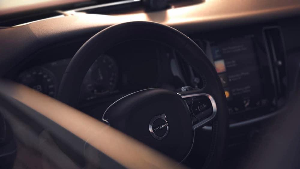 2019 Volvo S60 Steering Wheel