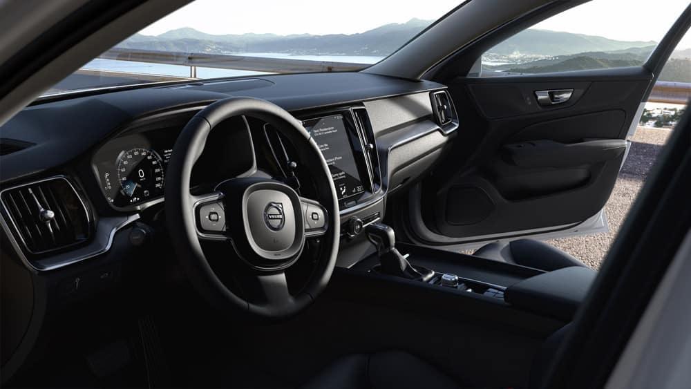2019 Volvo S60 Dash