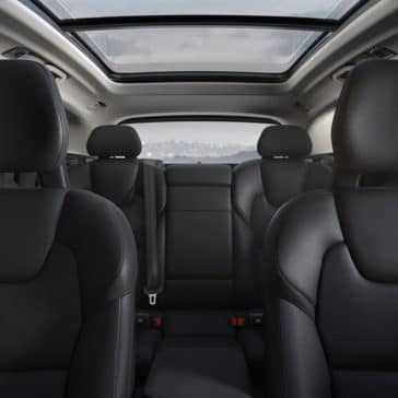 2019 Volvo XC60 Seating