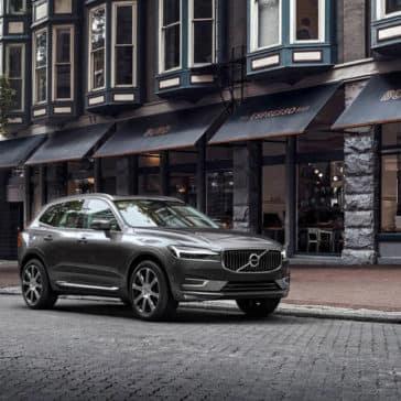 2019 Volvo XC60 Parked