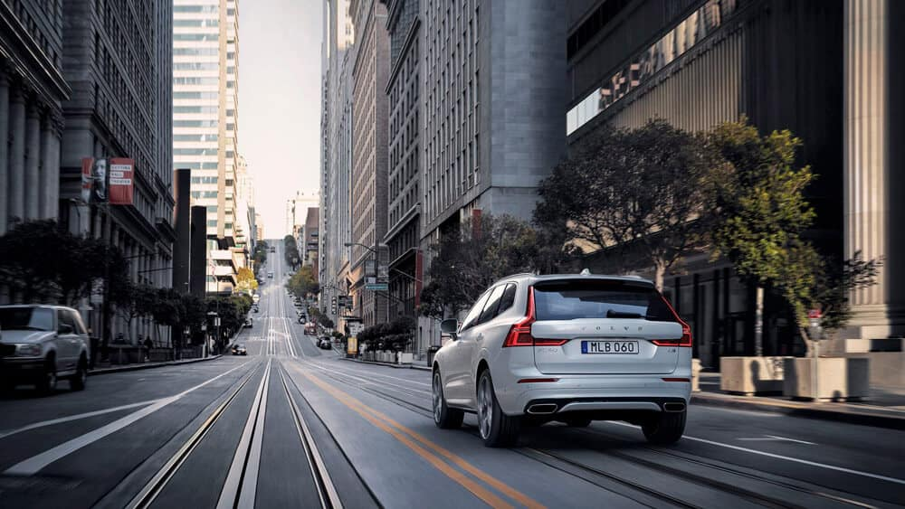 2019 Volvo XC60 Rear