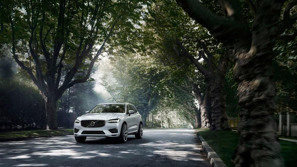 2019 Volvo XC60 Driving