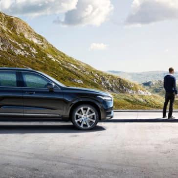 2019 Volvo XC90 Parked