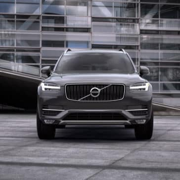 2019 Volvo XC90 Grill