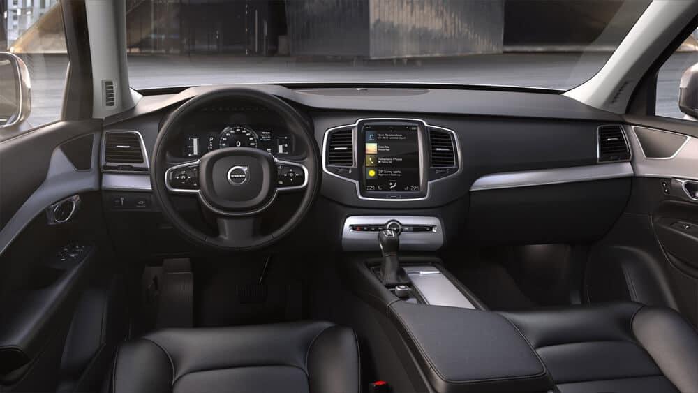 2019 Volvo XC90 Dash