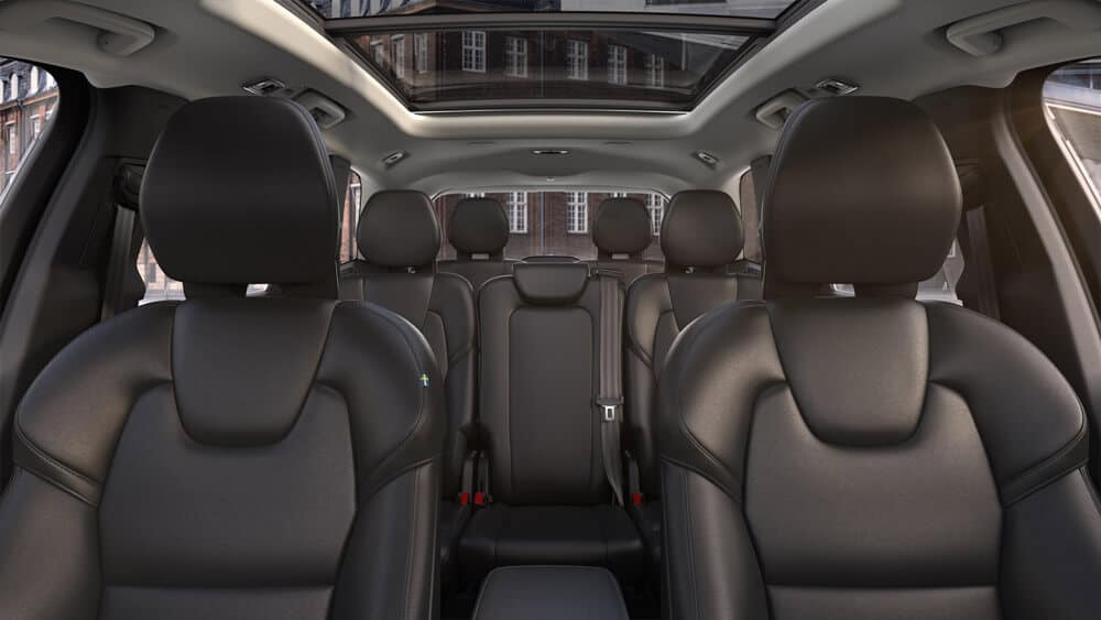 2019 Volvo XC90 Seating