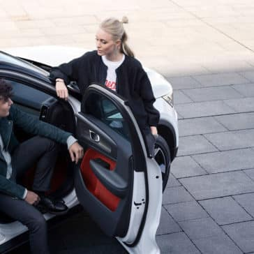 2020 Volvo XC40 Open Door