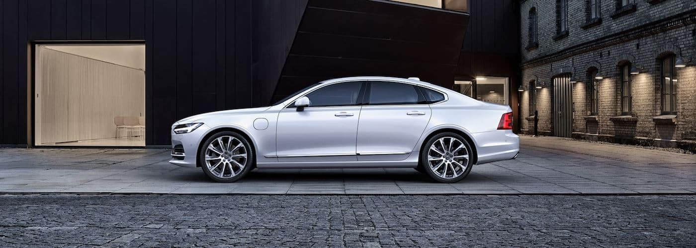 2020 Volvo S90 Parked on Street