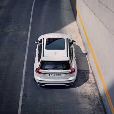 2020 Volvo V60 Rear
