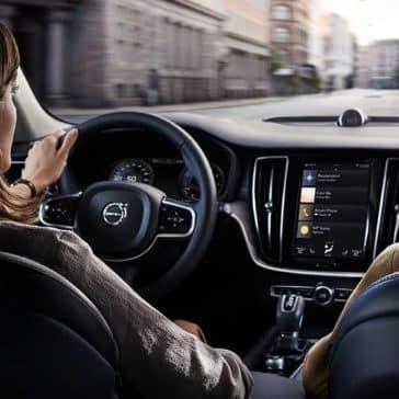 2020 Volvo V60 Dash
