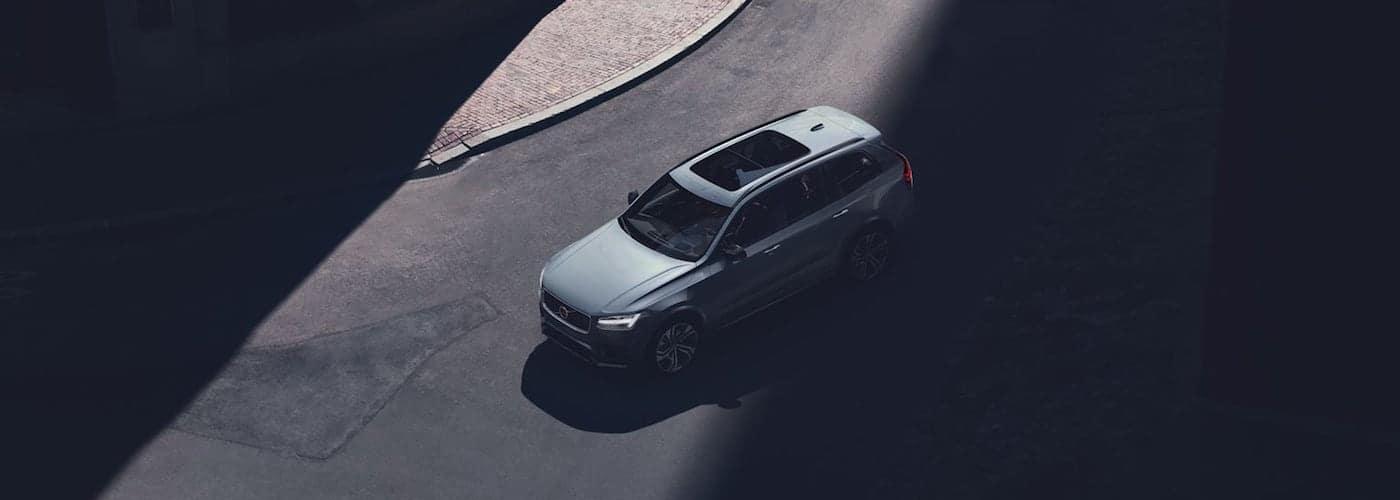 2020 Volvo XC90 on City Street