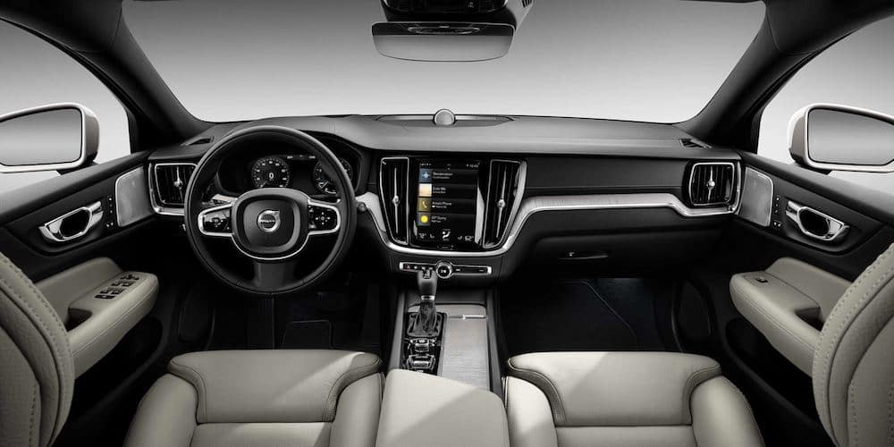 2020 Volvo V60 Cross Country Front Interior