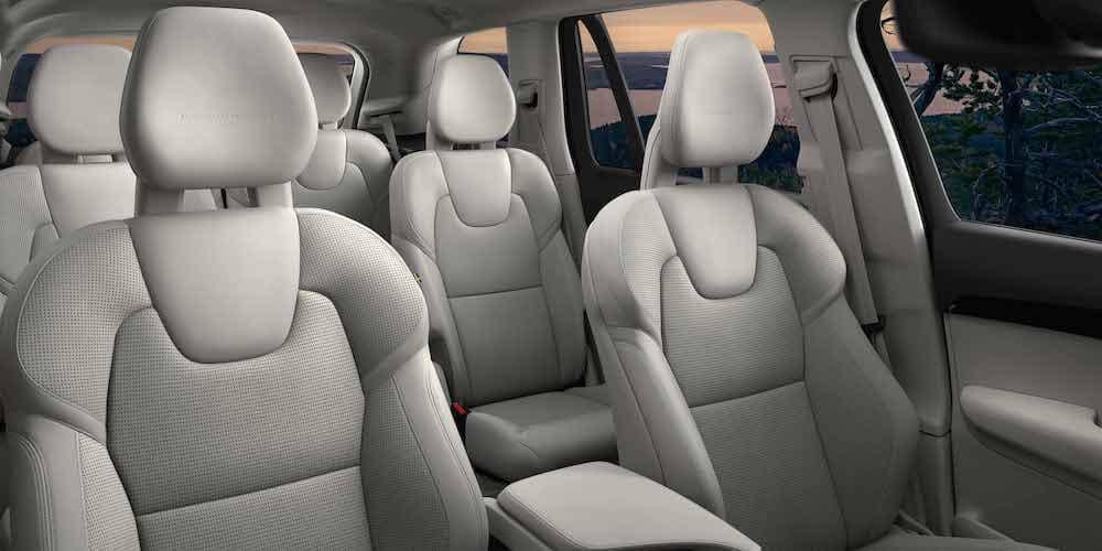 2020 Volvo XC90 Interior View