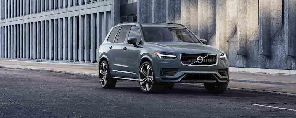 Light Gray 2020 Volvo XC90