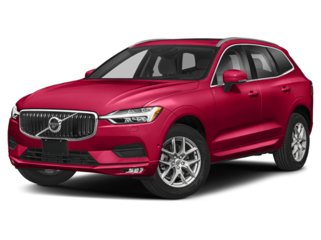 Red 2020 Volvo XC60