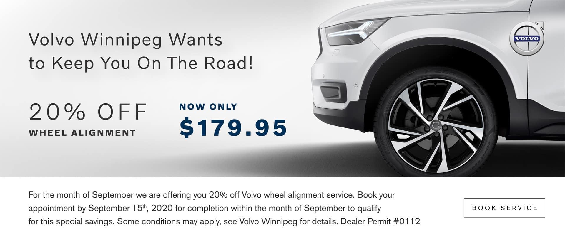Volvo Winnipeg Service