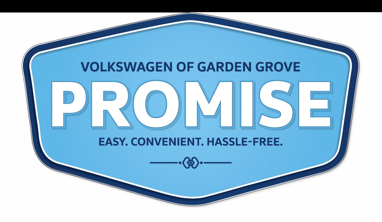 Volkswagen of Garden Grove Promise