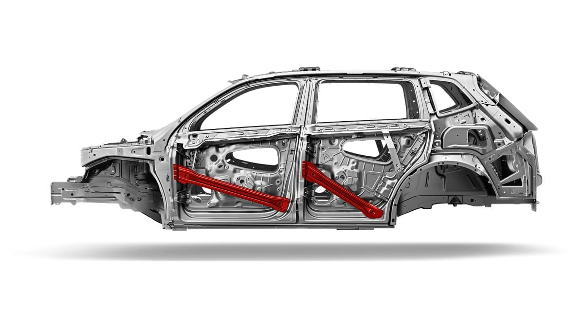 2019 Volkswagen Tiguan - Safety