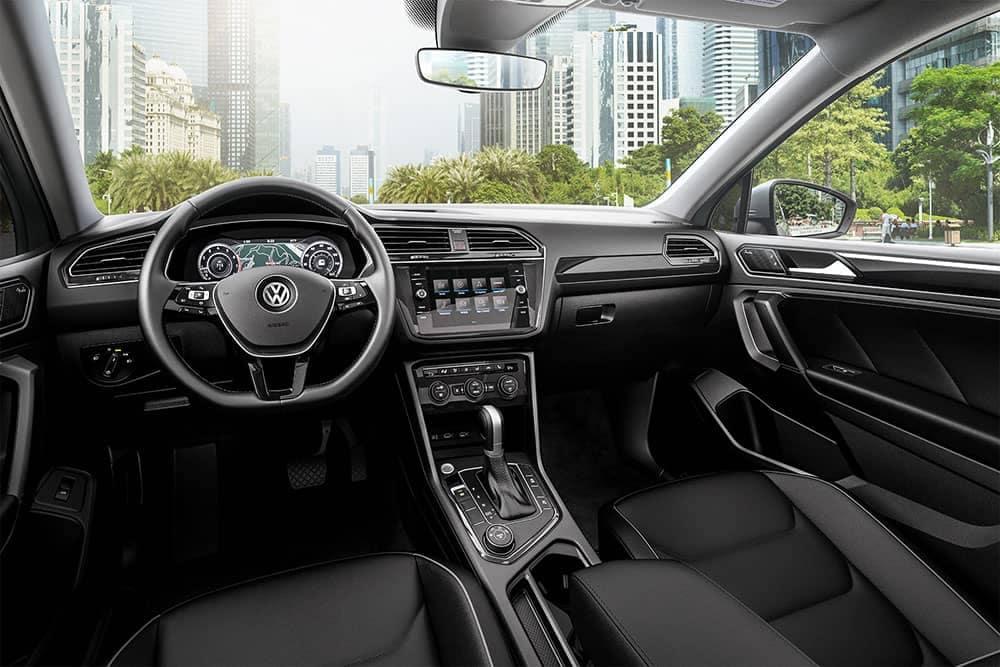 2019 Volkswagen Tiguan Interior