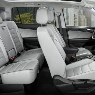 2019 Volkswagen Tiguan Interior Seating