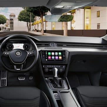 2019 VW Arteon Dash
