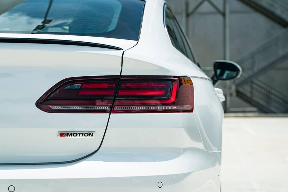 2019 VW Arteon Taillight