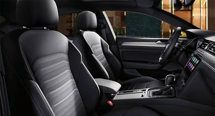 Volkswagen Arteon Interior Front Seating and Dashboard