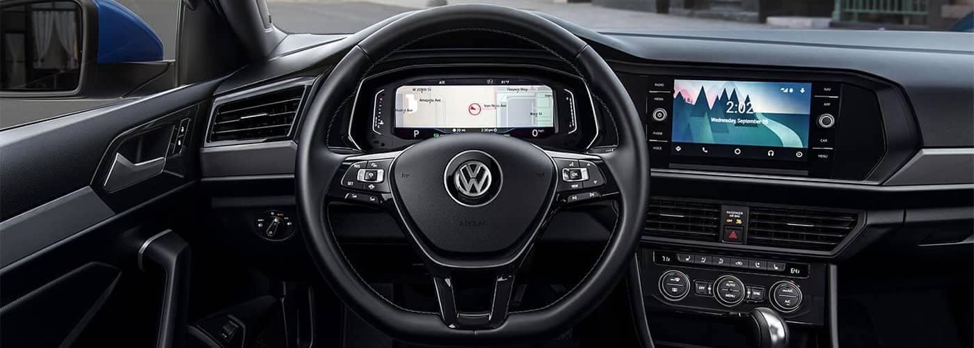 Volkswagen Jetta Dashboard