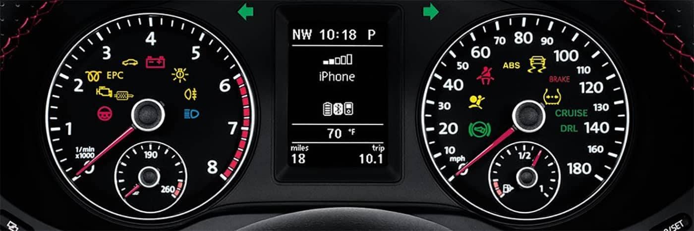Volkswagen Warning Lights