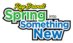 Spring Into Something New