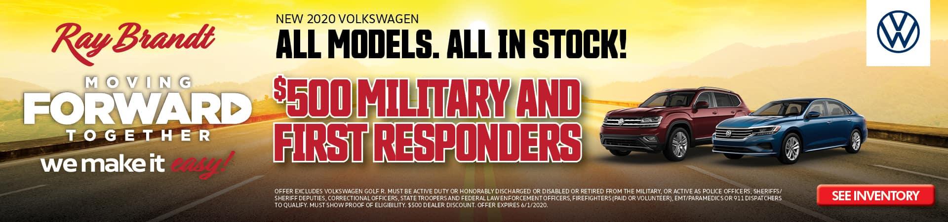 military responders