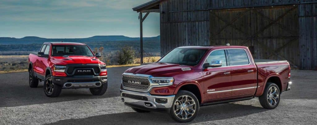 Test drive the 2020 Ram 1500 in Wabash IN