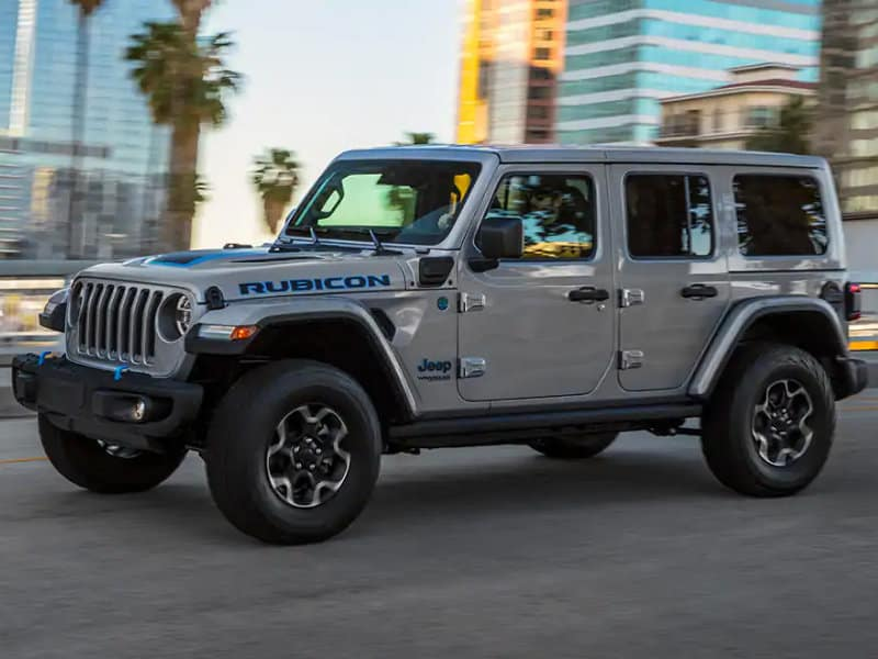 Wabash Valley Jeep - The 2021 Jeep Wrangler 4xe is renowned near Fort Wayne IN