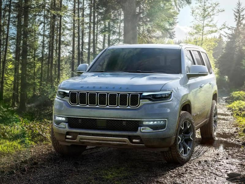 Wabash Valley Jeep - The 2022 Jeep Wagoneer comes with contemporary luxury near Logansport IN