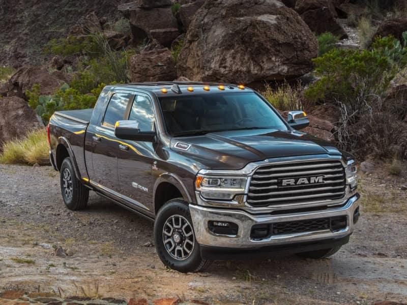 Wabash Valley Ram - Talk with us about 2021 Ram 2500 vs 2021 Chevrolet Silverado HD near Kokomo IN