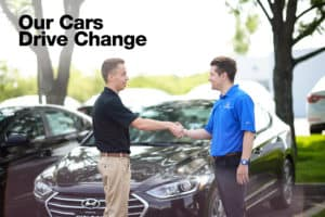 Our Cars Drive Change for the Walser Foundation
