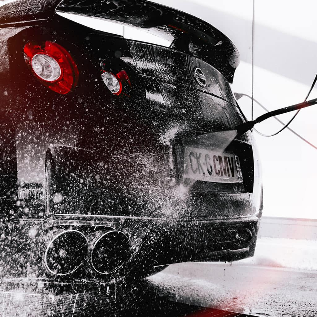 Deep Clean Both Exterior and Interior of Your Vehicle