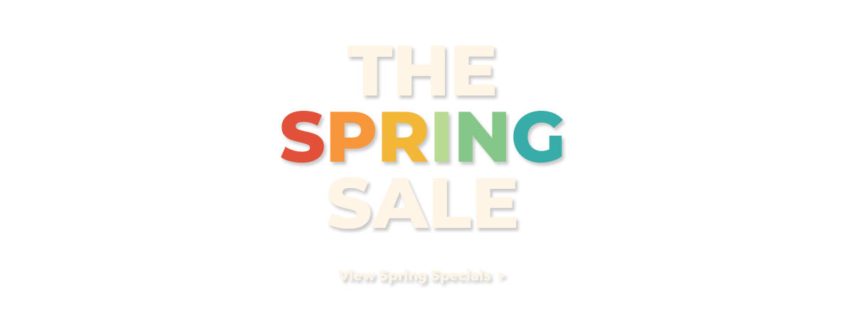 The Spring Sale at Walser