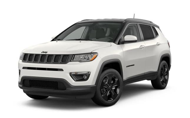 New 2019 Jeep Compass Altitude 4WD