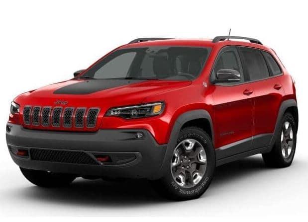 New 2019 Jeep Cherokee Trailhawk 4WD