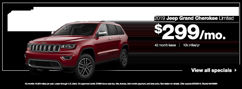 Jeep Dealers Mn >> Walser Chrysler Jeep Dodge Ram Car Truck Dealer In
