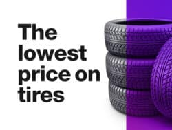 Lowest Price on tires Guaranteed