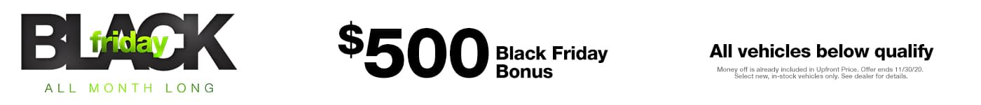 2020 Black Friday Honda Sales at Burnsville, MN at Walser Honda